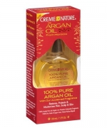 Creme of Nature 100% Pure Argan Oil  1 oz