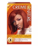 Creme Of Nature Hair Color, Red Copper 6.4