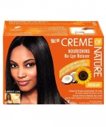 Creme of Nature Nourishing No-Lye Relaxer: Regular