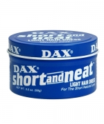 Dax Short & Neat Light Hair Dress 3.5 oz