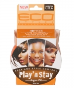 ECO Styler Play 'n Stay Argan Oil Edge and Style Control 3 oz