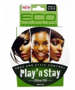 ECO Styler Play 'n Stay Olive Oil Edge and Style Control 4 oz