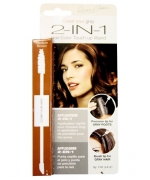 Cover Your Gray 2-In-1 Hair Color Touch-Up Wand, Midium Brown,0.5 oz