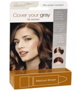 Cover Your Gray For Women Touch Up Stick, Medium Brown, 0.15 oz