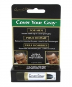 Cover Your Gray for Men Jet Black, 0.15 oz