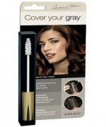 Cover Your Gray Brush In Black, 0.25 oz