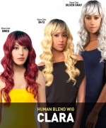 The Wig BRAZILIAN Human Hair Blend Full Wig - HH-CLARA