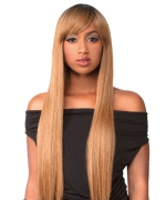 The Wig BRAZILIAN Human Hair Blend Full Wig - HH-LOVE