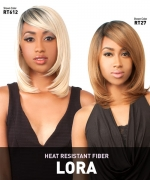 The Wig NATURAL HAIR COLLECTION Synthetic Full Wig - LORA