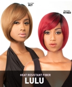 The Wig NATURAL HAIR COLLECTION Synthetic Full Wig - LULU