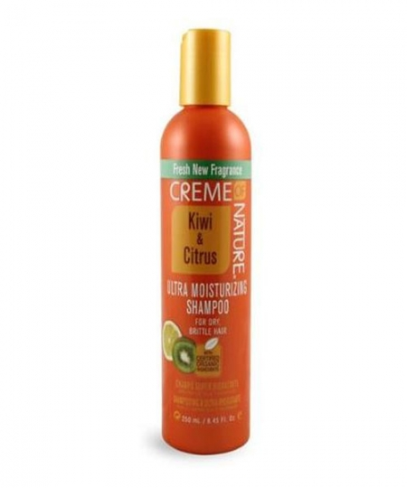 Creme of Nature Ultra Moisturizing Shampoo, Kiwi & Citrus, 8.45 oz