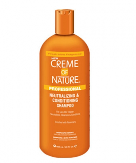Creme Of Nature Sunflower & Coconut Detangling Conditioning Shampoo,32 oz