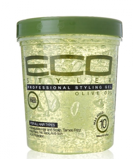 ECO Styler Professional Styling Gel, Olive Oil 8 oz
