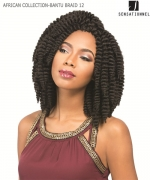 Sensationnel  Synthetic Weave Extention - AFRICAN COLLECTION-BANTU BRAID 12