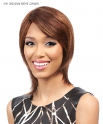 It's a wig Remi Human 100% Indian   Full Wig - HH INDIAN REMI DAWN