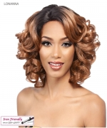 It's a wig Synthetic Futura Full Wig - LONANNA