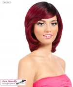 It's a wig Synthetic Futura Full Wig - ORCHID