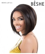 Beshe  Human Hair Blend Lace Front Wig - LLSP-211