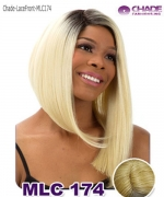 New Born Free Lace Front Wig - MLC174 MAGIC LACE CURVED PART 174 Futura Synthetic Lace Front Wig