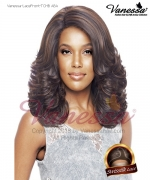 Vanessa Lace Front Wig TCHB ABA - Human Hair Blend  Lace Front Wig