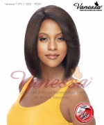 Vanessa Lace Front Wig TOPS C-SIDE FESBY   - Synthetic  Lace Front Wig
