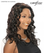 Care Free Lace Front Wig - H/H  AURORA 100% Pure Virgin Remi Human Hair Lace Front Wig