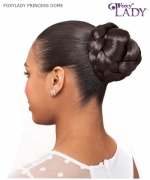 Foxy Lady Hair Piece - PRINCESS DOME  Synthetic Hair Piece