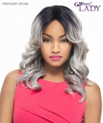 Foxy Lady Lace Front Wig - DYLAN J LACE Synthetic Lace Front Wig