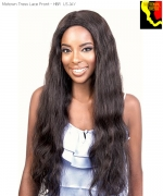 Motown Tress Lace Front Wig HBR-LS.JAY - Remi Human Hair UNPROCESSED HAIR Lace Front Wig