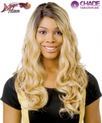 New Born Free Magic Lace - MAGIC LACE CURVED PART 153 Lace Front Wig Futura Synthetic Magic Part Wigs
