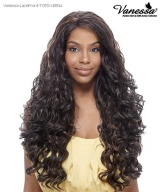 Vanessa Fifth Avenue Collection Futura Lace Front Wig - TOPS LEENA