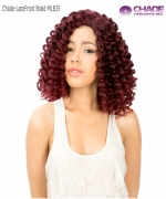 New Born Free Lace Front Wig - MLB35 MAGIC LACE BRAID WIG 35 - Bouncy Twist Bob