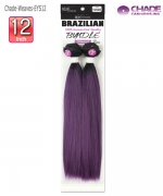 New Born Free Weave Extention - EYS12 Essence Remi Touch Yaki Straight 12