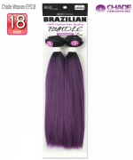 New Born Free Weave Extention - EYS18 Essence Remi Touch Yaki Straight 18