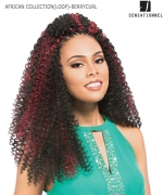 Sensationnel  Synthetic Hair Piece - AFRICAN COLLECTION(LOOP)- BERRY CURL