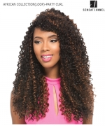 Sensationnel  Synthetic Hair Piece - AFRICAN COLLECTION(LOOP)- PARTY CURL