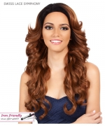 It's a wig Synthetic Futura Lace Front - SWISS LACE SYMPHONY