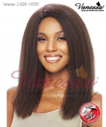 Vanessa Full Wig KESBY - Synthetic C-SIDE LACE PART Full Wig