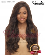 Vanessa Lace Front Wig T4HB FACONY - Human Hair Blend Swissilk Lace Honey-4 Lace Front Wig