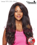 Vanessa Lace Front Wig TOPS C SIDE ROBUST - Synthetic SUPER C-SIDE LACE PART Lace Front Wig