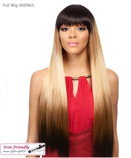 It's a wig Synthetic  Full Wig - ARENAS