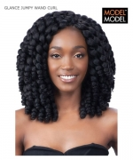 Model Model Braid - JUMPY WAND CURL GLANCE Synthetic Braid