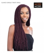 Model Model Braid - SINGLE TWIST SMALL GLANCE Synthetic Braid