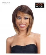 Model Model Full Wig - AVA EQUAL PREMIUM Synthetic Full Wig