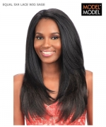 Model Model Lace Front Wig - 5 X 4 LACE WIG SAGE EQUAL U-CURVE Synthetic Lace Front Wig