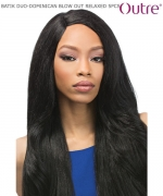 Outre  BATIK DUO - DOMINICAN BLOW OUT RELAXED 5PCS (18/20/20/22 + Parting Piece)