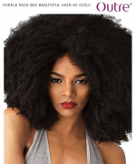 Outre  PURPLE PACK BIG BEAUTIFUL HAIR-4C COILY 16