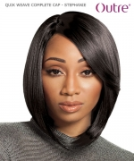 Outre QUIK WEAVE COMPLETE CAP - STEPHANIE Synthetic Full Wig