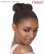 Outre TIMELESS BUN - BOW SMALL  Synthetic Hair Piece