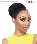 Outre TIMELESS BUN - REGGAE LARGE  Synthetic Hair Piece